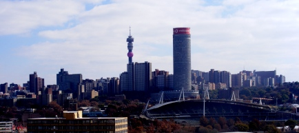 The Joburg Skyline