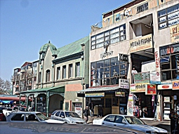 Some buildings in Fordsburg