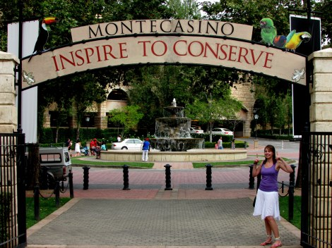 Monte Bird Gardens is very big on conservation. You can donate money which goes into helping conserve some of the endangered birds in South Africa.