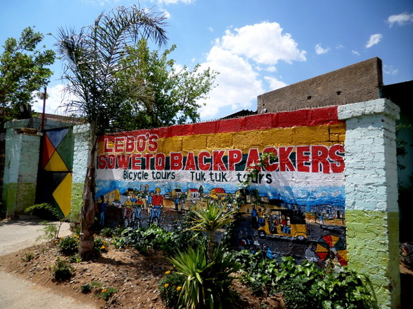 Lebo's Soweto Backpackers in Orlando West, Soweto. An awesome backpackers, for a unique and authentic Sowetan experience.