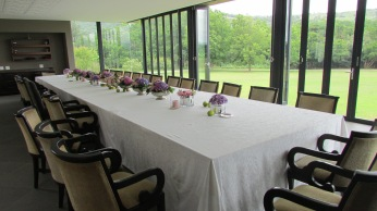 Intimate venue for weddings and other functions